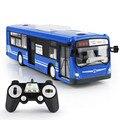 2.4 GHz RC Coche Eléctrico de Control Remoto Modelo de Coche Bus Boy Regalo de Los Niños Con Un Sonido Realista