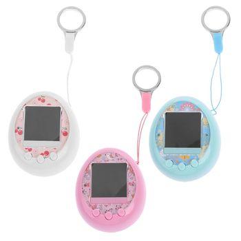 Для ностальгических 90 S тамагочи Виртуальная кибер игрушка для домашних животных Забавный цифровой HD цветной экран