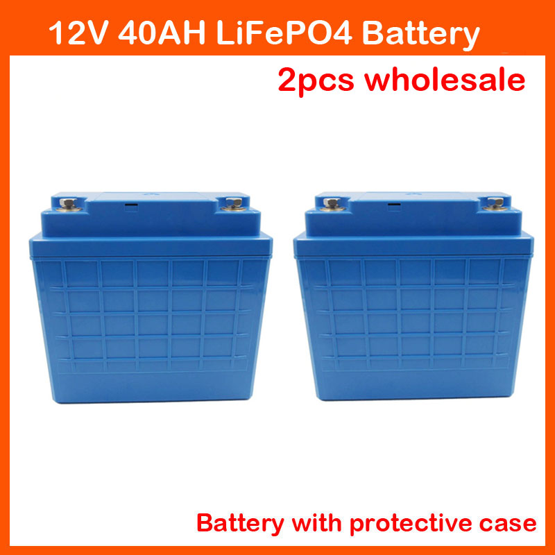 Popular 12v 40ah Lifepo4-Buy Cheap 12v 40ah Lifepo4 lots