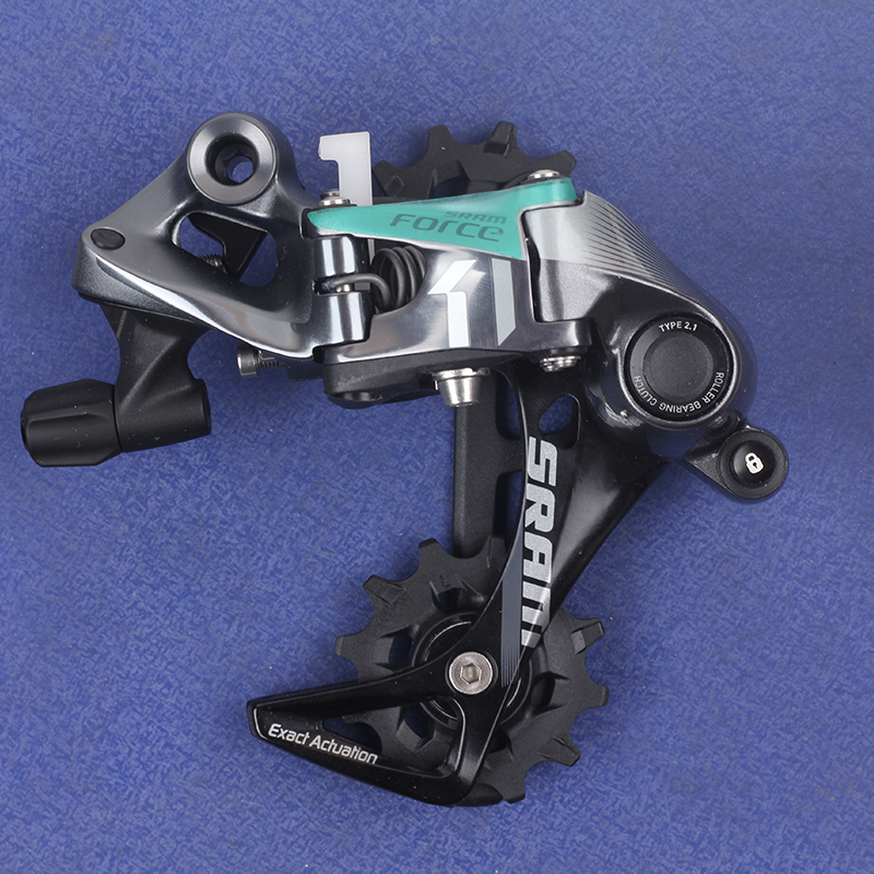 SRAM FORCE 1 1x11 11s Speed Road Bike Rear Derailleur TYPE 2.1 Cage Lock Middle Cage цена
