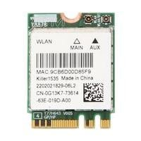 Fenvi For Bigfoot Killer Wireless AC 1535 Atheros QCNFA364A NGFF Dual Band Killer1535 802 11ac M