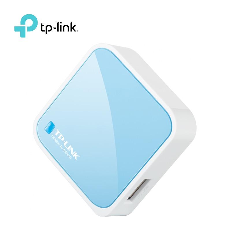 TP ლინკი TL-WR703N მინი უსადენო WiFi - ქსელის აპარატურა - ფოტო 5