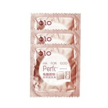 OLO 3pcs High Quality Time Delay Natural Emulsion Condoms Condom Thin Penis Sleeve Safer Contraception For Men Sex
