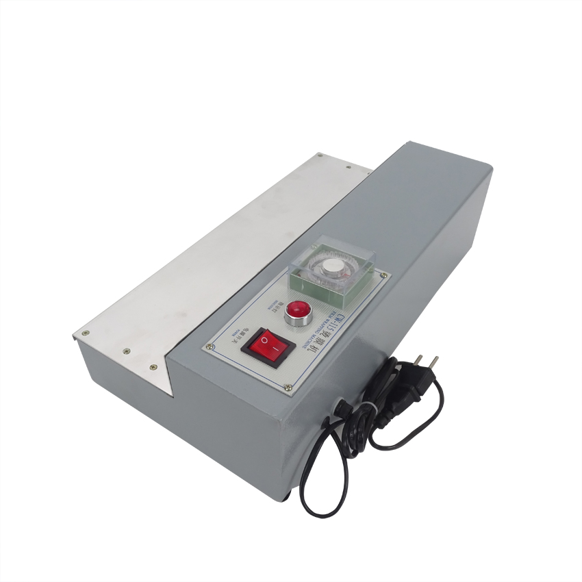 Máquina de embalaje de caja de perfume eficiente CW 115, embalaje de pañuelos - 4