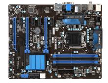 Free shipping original motherboard for MSI Z77A-G45 DDR3 LGA 1155 Z77 32GB USB 3.0  for I3 I5 I7 CPU Z77 Desktop motherborad