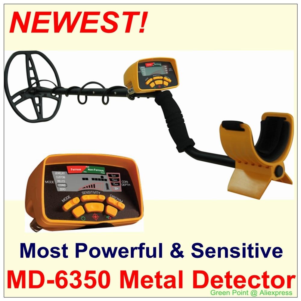 Промышленный детектор металла MD/6350