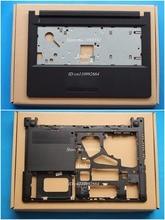 New Original For Lenovo G40 G40-30 G40-45 G40-70 G40-80 Z40 Z40-30 Z40-45 Z40-70 Z40-80 Palmrest Cover Upper Case+Bottom Base