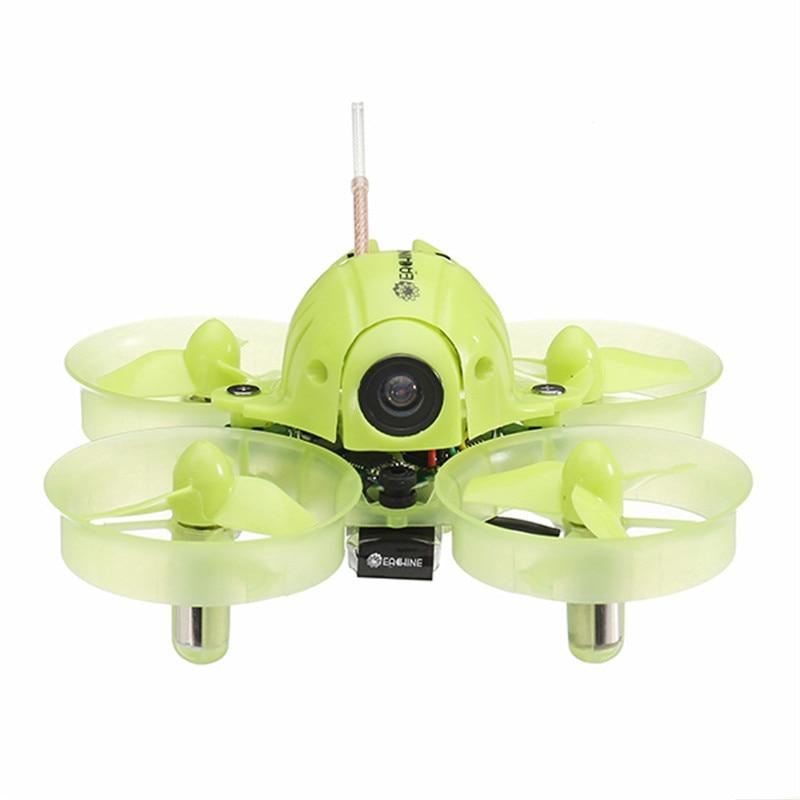 Eachine QX65 5.8G 48CH 700TVL กล้อง F3 ในตัว OSD 65mm Micro FPV แข่งรถ Drone RC Quadcopter VS E010 e012HC Tiny X6 7-ใน ชิ้นส่วนและอุปกรณ์เสริม จาก ของเล่นและงานอดิเรก บน   3