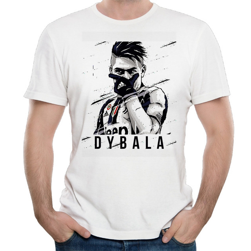 956270cea Buy dybala t shirt and get free shipping on AliExpress.com