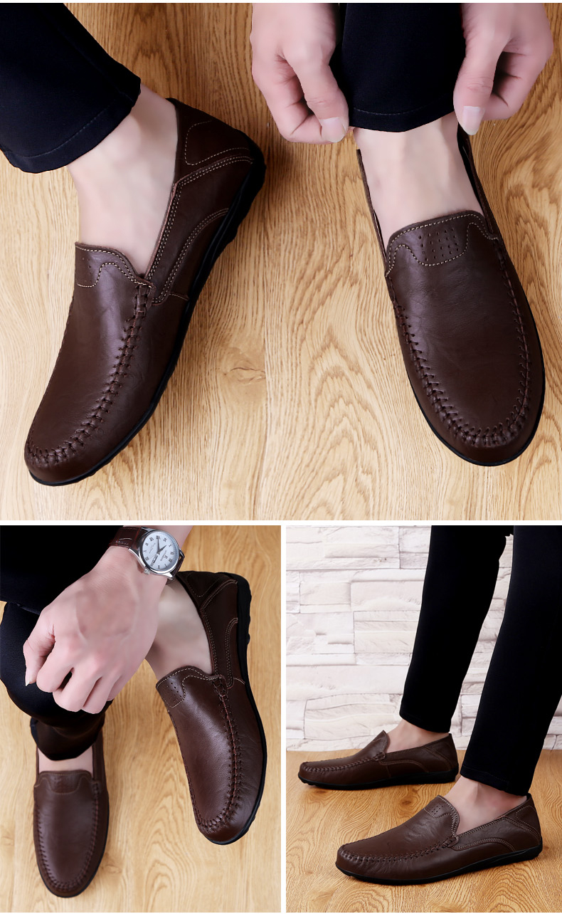 HTB1N.qMUCzqK1RjSZFLq6An2XXaw Genuine Leather Men Casual Shoes Luxury Brand Mens Loafers Moccasins Breathable Slip on Black Driving Shoes Plus Size 37-47