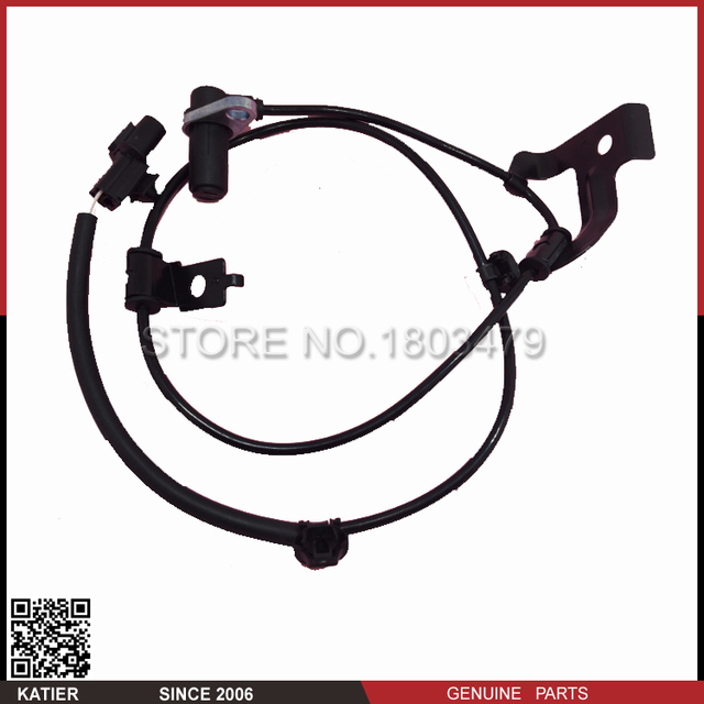 Free Shipping ABS Wheel Speed Sensor Front Right 4670A368 ALS1821 5S11106 for Mitsubishi Endeavor 2004-2011