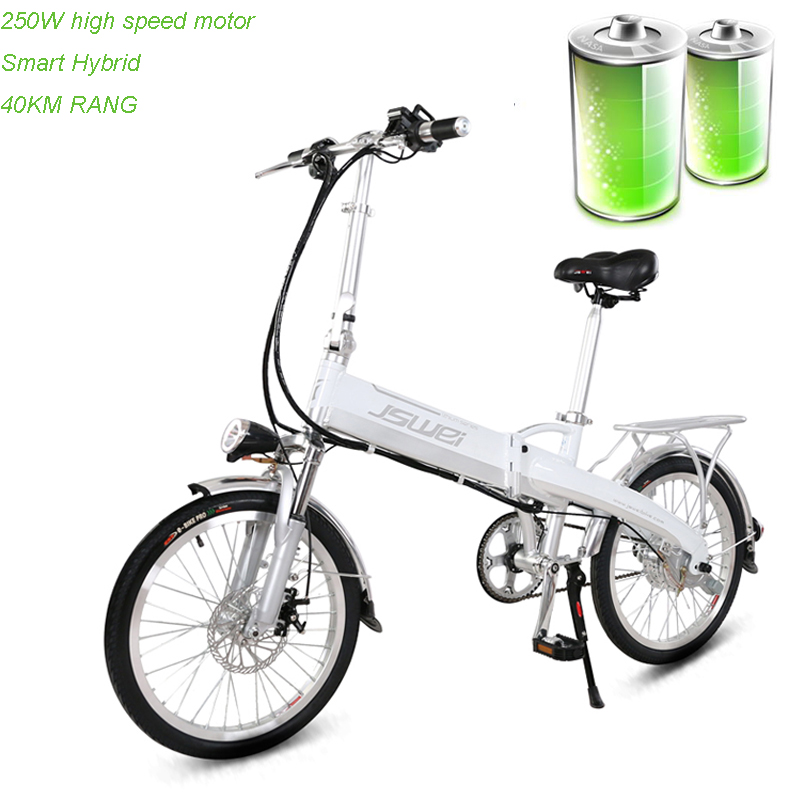 20 inch folding electric bike boost  lithium battery  mini adult scooter disc brake with LCD Display and LED light USB free shipping 48v 15ah battery pack lithium ion motor bike electric 48v scooters with 30a bms 2a charger