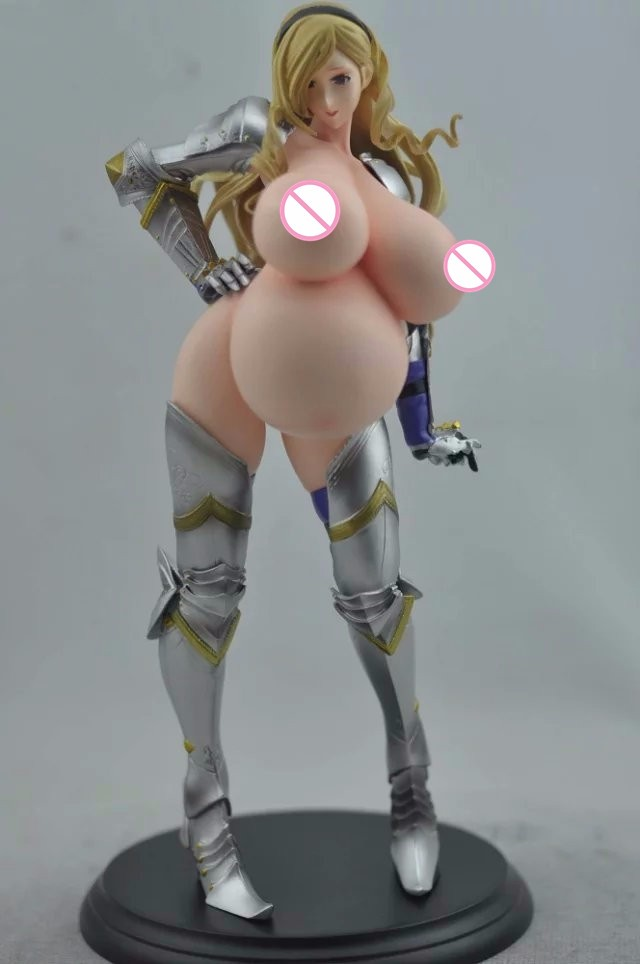 Japanese Naked Anime Figures Dolls Huge Breasts Sexy -4187
