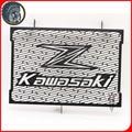 2016 New Arrival Stainless Steel Motorcycle radiator grille guard protection Kawasaki Z750 Z800 ZR800 Z1000 Z1000SX black.