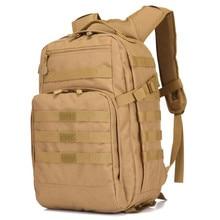 2017 nuevo 1000 d nylon Oxford tela mochila mujer Hombre 17 pulgadas portátil bolsa bolso 55l bolsa de viaje camuflaje militar Envío gratis