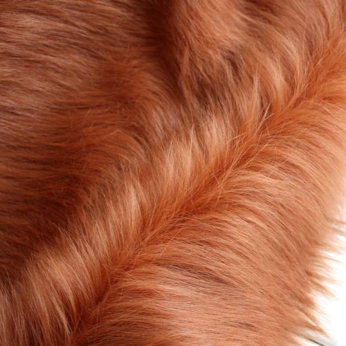 Brown, SOLID SHAGGY FAUX FUR FABRIC (LONG PILE FUR), costumes, cosplay, cloth, hair 36X60 SOLD BY THE YARD, FREE SHIPPING