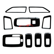 Bright black interior 9-piece For Ford RANGER 2015-2017 2 piece 2015 page 9