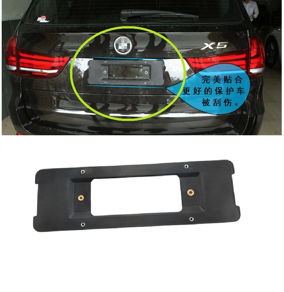 Car Rear License Plate Bracket Holder Cover for BMW ALL Year New Arrival