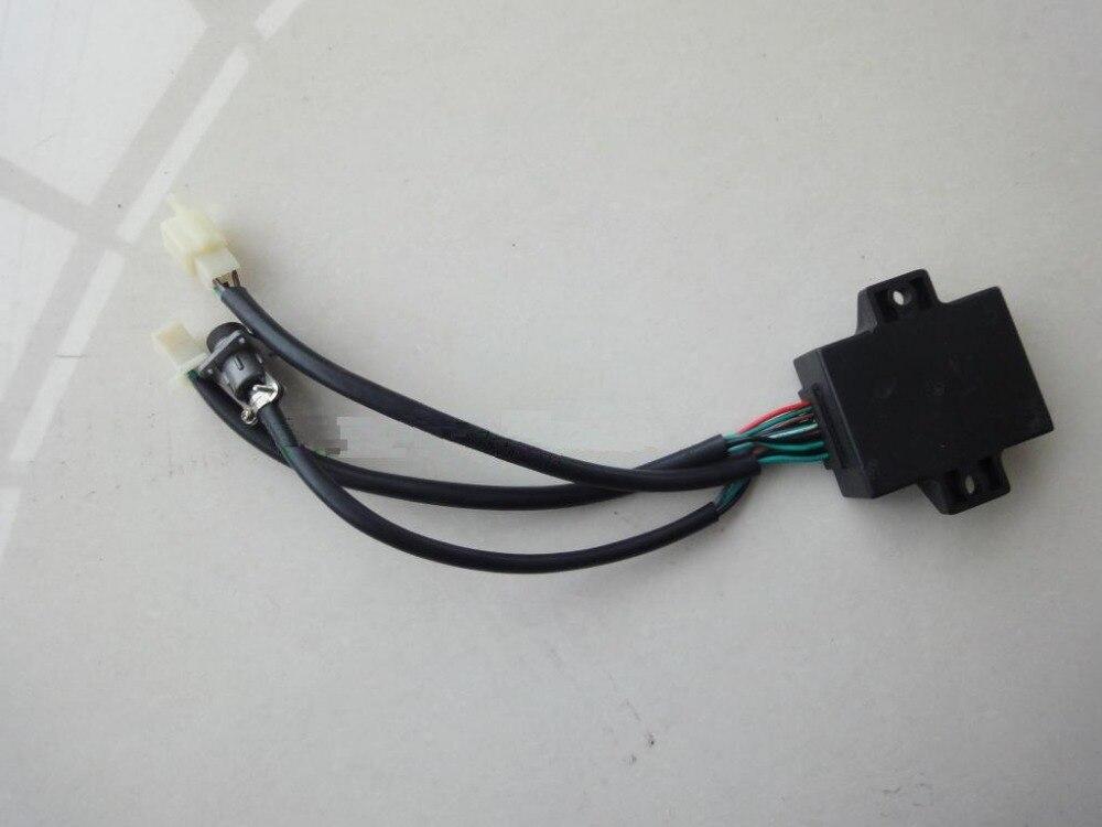 ФОТО Electronic gearshift controller of LINHAI 260ATV  300ATV  400ATV