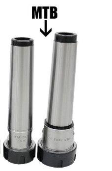MTB4 ER32 M16 Straight Collet Chuck Holder CNC Milling Lathe Toolholder New