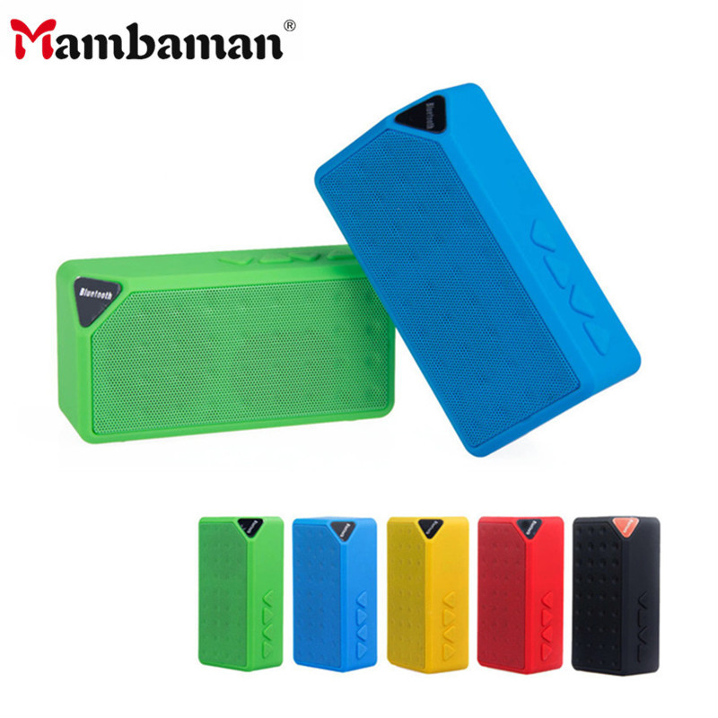 X3 Wireless Bluetooth Speaker Water Cube Portable Mini Speaker Wireless Bluetooth Audio Universal Type Support TF/USB