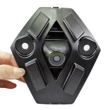 Цветная CCD Высококачественная Автомобильная камера с логотипом спереди для Renault Koleos 14/15, камера с логотипом, камера ночного видения