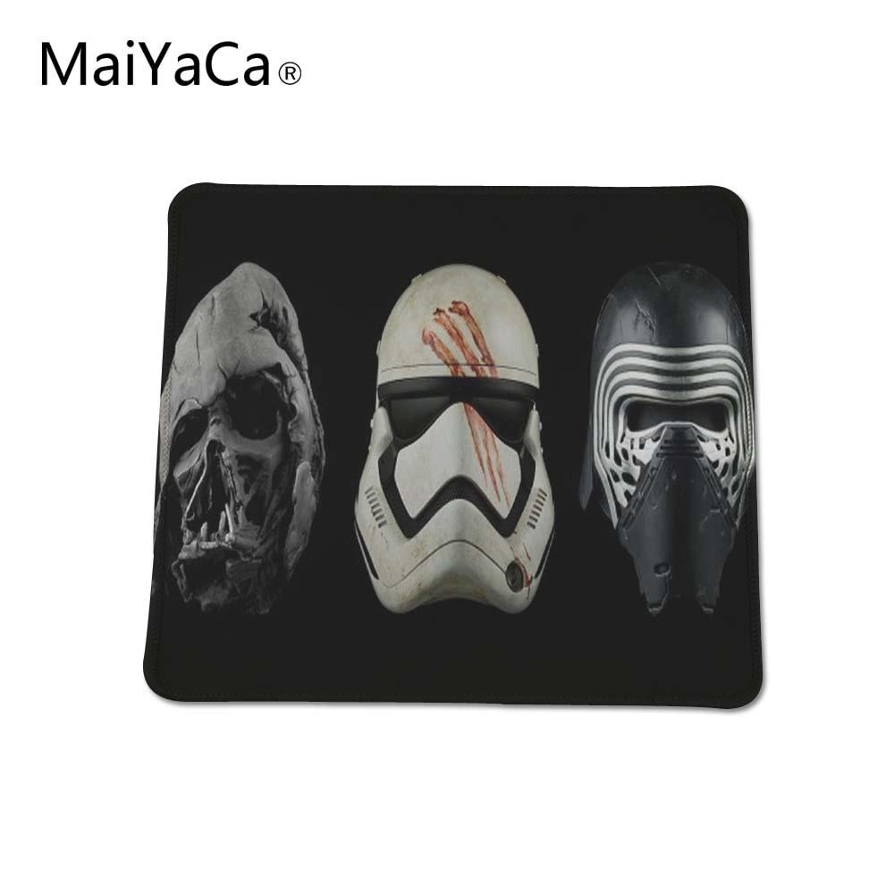 Alfombrilla para el ratón MaiYaCa Hot Star Wars con bloqueo de - Periféricos de la computadora - foto 4