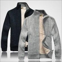 mans Sweatercoat Casual voor