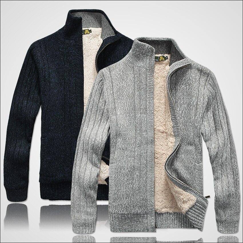 Natural del cappotto Sweatercoat