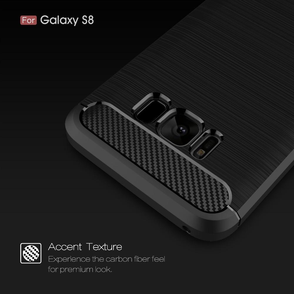 Բնօրինակը Samsung Galaxy S8- ի հետևի կափարիչի - Բջջային հեռախոսի պարագաներ և պահեստամասեր - Լուսանկար 4