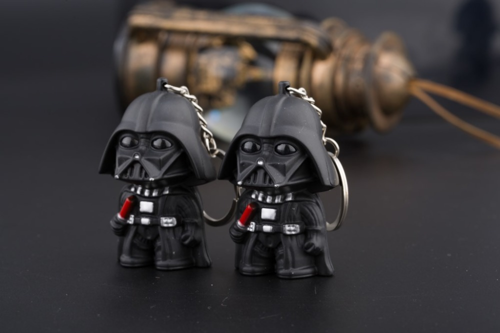 Star Wars R2D2 Charm Keyring Death Star Clip Key Ring May The Force Be With You