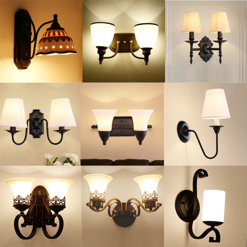 Modern Sconce Wall Lights Lamp Led