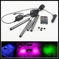 17cm 9SMD RGB Car LED Daytime Running Light Car LED Strip Light DRL Waterproof Auto Decorative