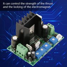 tesla coil driver board drsstc driver air board 7-30V Driver Board Force Adjustable Electromagnetic Valve Driver Circuit Board Intelligent Driver Board with OTP Function New