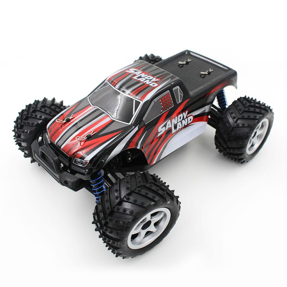 RC Car 2.4G 4CH 4WD Rock Crawlers 4x4 Driving Car Double Motors Drive Bigfoot Car Remote Control Car Model Off-Road Vehicle Toy rgt 136100 electric racing 4wd off road rock crawler rc car rock cruiser rc 4 climbing 1 10 scale hobby remote control car