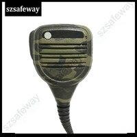 talkie walkie מיקרופון רמקול הסוואה Talkie Walkie מרחוק מיקרופון רמקול עבור מוטורולה CP160 EP450 GP300 GP68 GP88 CP88 CP040 CP100 CP125 CP140 (3)