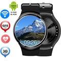 Finow X3 Plus Smart Watch Intelligent Clock Heart Rate Monitor GPS/AGPS 2G/3G Smartwatch Wristwatch Bluetooth 4.1 Wristwatch