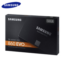 סמסונג פנימי EVO SSD 860 250GB 500GB 1TB 2TB 4TB מצב מוצק דיסק 2.5 אינץ SATA3 מחשב נייד מחשב שולחני TLC דיסקו Sata Iii Ssd