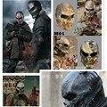 Начальников M06 маска пейнтбол маска закрытый шлем Airsoft маска Kryptek кочевник и мандрагоры + шлем маски