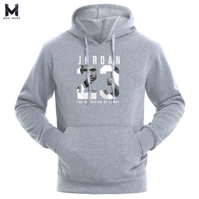 2018 бренд JORDAN 23 Для мужчин спортивной моды бренд принт Для мужчин s толстовки пуловер хип-хоп Для мужчин s спортивный костюм толстовки с капюшоном спортивные брюки