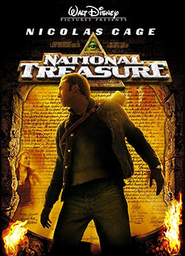 《国家宝藏》2004年美国动作,冒险,悬疑电影在线观看