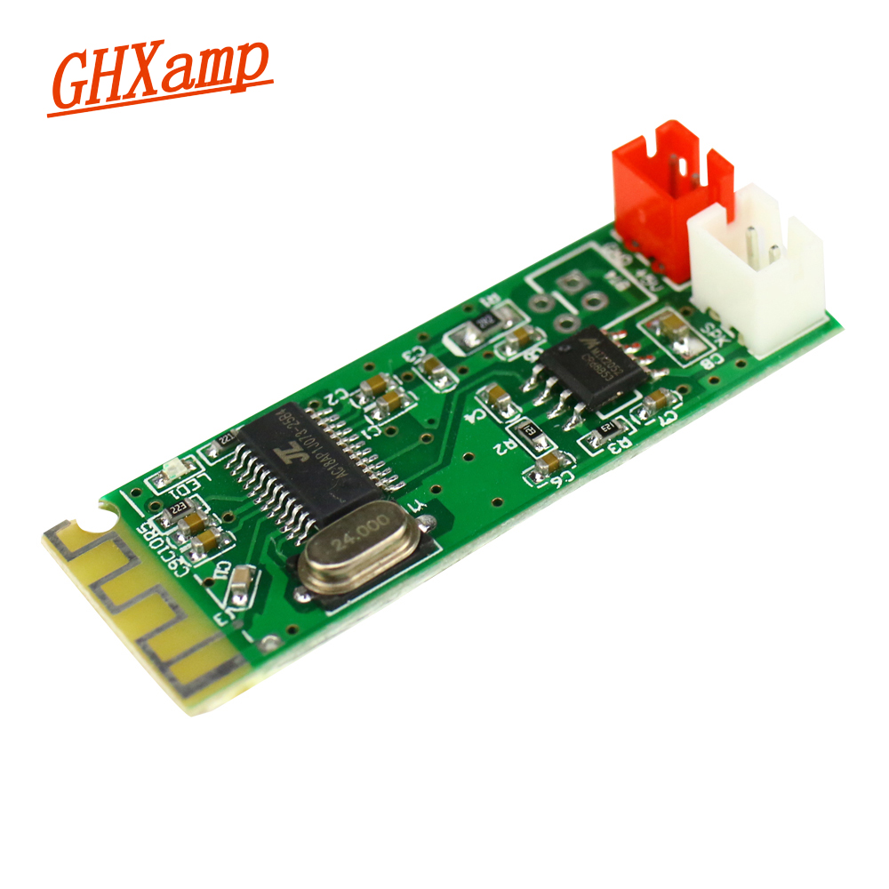 GHXAMP Mono Bluetooth Amplifier Board DC3.7V-5.5V For 3-5W 4-8Ohm Small Speaker DIY Mini Audio Modification 1pc