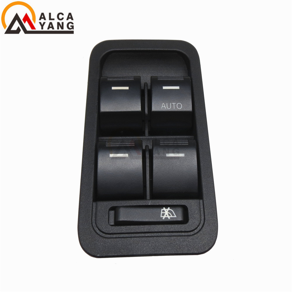 White LED Light Electric Master Window Switch 9R7914A132AA for Ford Territory SX SY SZ 2004 2014 Illuminated 13Pin