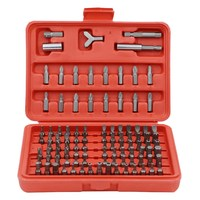100pcs Set Repair Tool Kit Screwdriver For Phone Watch Laptops Proof Hex Phillips Slotted Tri Wing