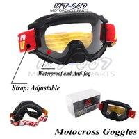 Motocross Goggles Glasses Cross Country Ski Snowboard ATV Mask Oculos Gafas Motocross Motorcycle Helmet Dirt Bike MX Goggles