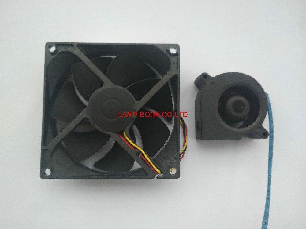 NEW ORIGINAL  FAN FOR OPTOMA HD20 HD23 PROJECTOR