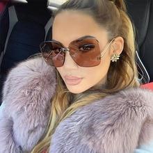 2019 Latest Designer women Sunglasses Luxury Brand Square Gr
