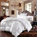 King Quilted 90%White Goose Down 1200g Filling Comforter Duvet insert with CornerTabs Comforter White King 220cmx240cm