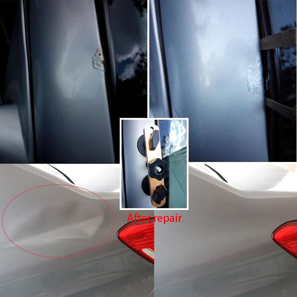 Tools For Car Kit pulling bridge Paintless Dent Repair Tools Hail damage repair tools Car Body Dent Repair Hand Tools Set