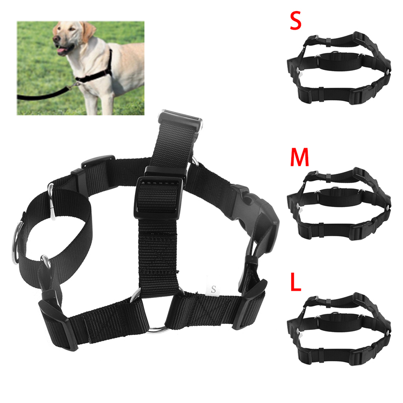 Pet Puppy Safe Easy Walk Dog Harness Medium Comfortable And Stylish Lead Leash